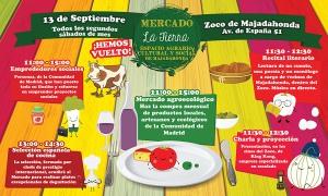 Mercado-La-Tierra-agrario-cultural-social-Majadahonda-carteleria